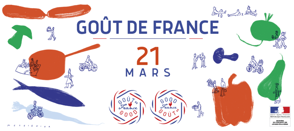 Good France 2019 La France En Autriche